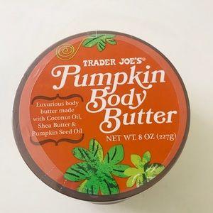 Other - Trader Joe's Pumpkin Body Butter — Sealed